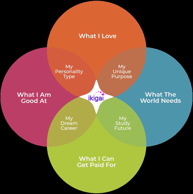 my ikigai journey
